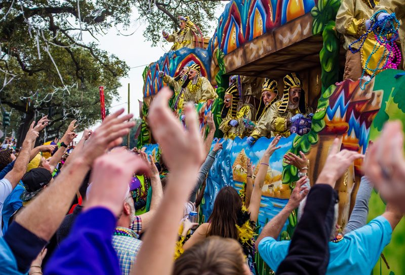 Things to Do in New Orleans: Year-At-A-Glance