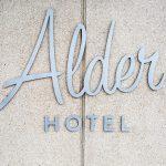 Alder Hotel Uptown New Orleans Signage